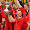 Paul O'Connell's Munster side beat two of the league's most recent champions in the play-offs - the Ospreys and Leinster