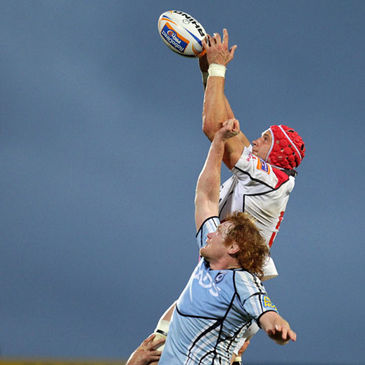 Ulster's Dan Tuohy in action against Cardiff