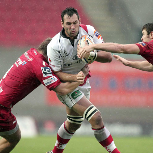 Pedrie Wannenburg is set to leave Ulster at the end of the current season