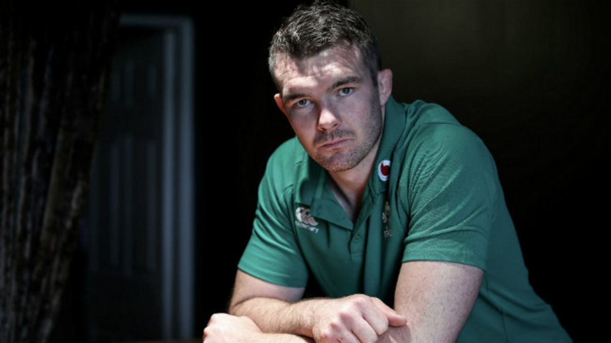 Irish Rugby TV: 'The Intensity Is Always High For Us' - O'Mahony