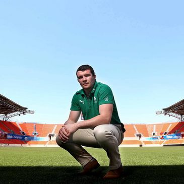 Ireland's summer tour captain Peter O'Mahony