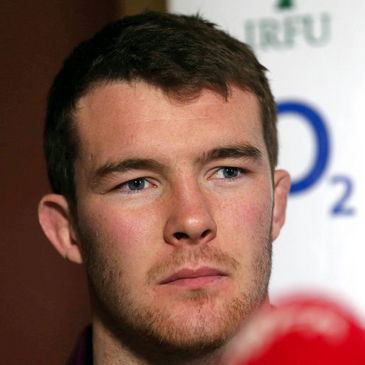 Ireland back rower Peter O'Mahony