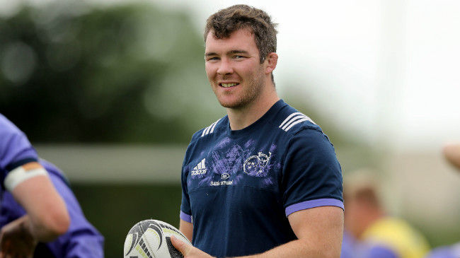 O'Mahony To Continue As Munster Captain