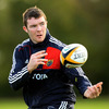 Cork Constitution clubman Peter O'Mahony was in action for Munster in the British & Irish Cup last weekend