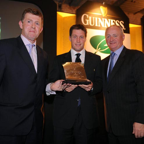 2008 Guinness Rugby Writers Awards, Guinness Storehouse, Dublin, Monday, November 3, 2008