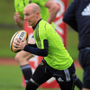This weekend Peter Stringer could become the third player to win 200 competitive caps for Munster, following in the footsteps of Anthony Foley and Alan Quinlan