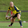 Peter Stringer looks back to peak fitness after recovering from a calf muscle injury