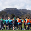 Ireland are one of three Rugby World Cup teams using Taupo as a training base. Wales were here last week and South Africa will have two spells in the North Island town