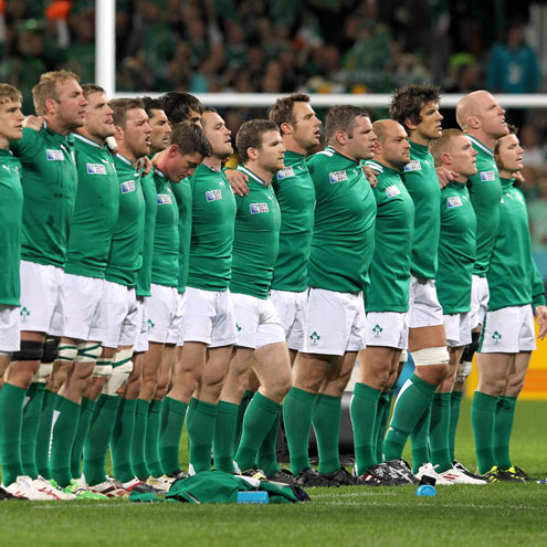 Ireland 36 Italy 6, Otago Stadium, Dunedin, New Zealand, Sunday, October 2, 2011