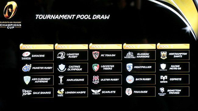 Provinces Pencil In Exciting European Cup Openers
