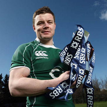 RBS Player of the Championship Brian O'Driscoll