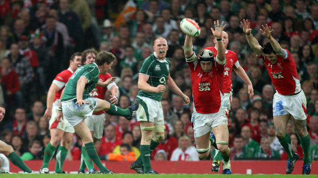 O'Gara To Be Inducted Into IRUPA Hall Of Fame