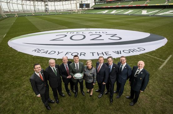 Ireland Enters Candidate Phase For RWC 2023