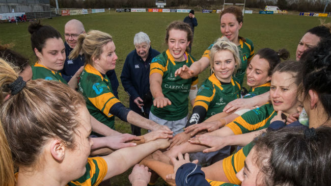 Irish Rugby TV: Women's All-Ireland Cup Final Highlights