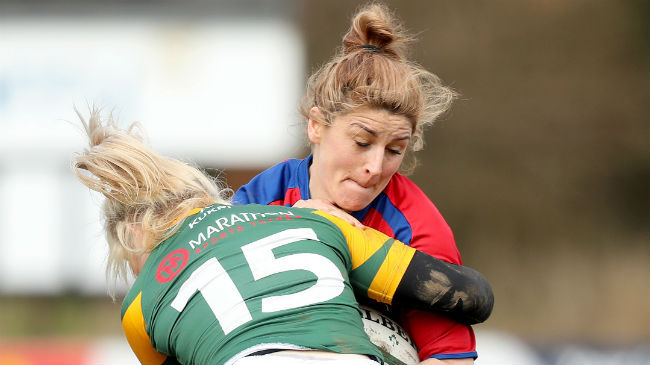 Women's All-Ireland Cup Quarter Finals