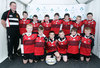 The Rainey Old Boys minis squad were hoping to shine at the Aviva Rugby Festival