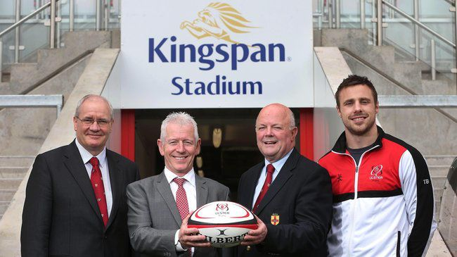 Ravenhill will be known as Kingspan Stadium