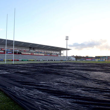 A general view of Ravenhill