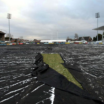Ulster's home game against the Ospreys has fallen victim to the bad weather