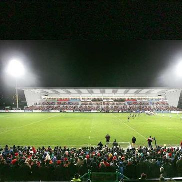 A view of how the new Ravenhill will look