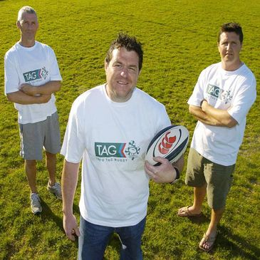 Greystones are all set for the 2007 IRFU Tag season