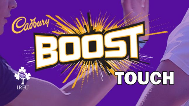 Cadbury Boost Touch Rugby Kicks Off