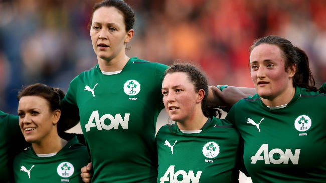 Three Irish In WRWC Dream Team.
