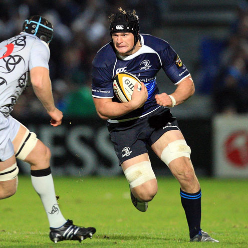 Rhys Ruddock will captain Leinster against Aironi