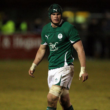 Ireland Under-20 captain Rhys Ruddock