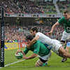 Ireland took a 19-6 lead in the 22nd minute after recent debutant Richardt Strauss crashed over in the right corner