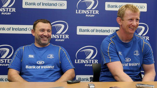 Cullen And Caputo Added To Leinster's Coaching Staff