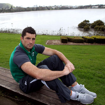 Rob Kearney will make his Rugby World Cup debut this weekend