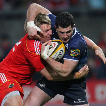 Leinster and Munster will collide once again at the RDS