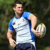 Rob Kearney is working his way back from a knee injury. He has made good progress since undergoing two operations on his knee