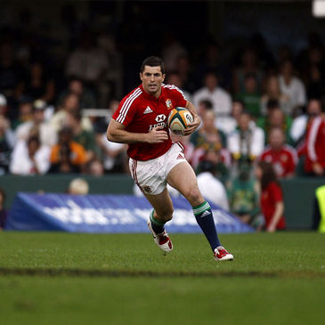 Rob Kearney came off the bench to make his Lions Test debut last Saturday