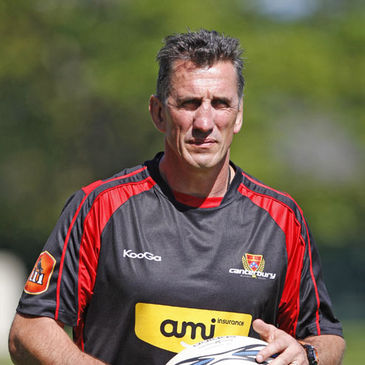 Munster's new head coach Rob Penney