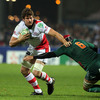Robbie Diack turned in a man-of-the-match display to help Ulster start the Heineken Cup on a winning note