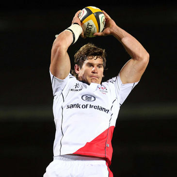 Robbie Diack in action for Ulster