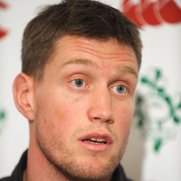 Ronan O'Gara at Thursday's press conference