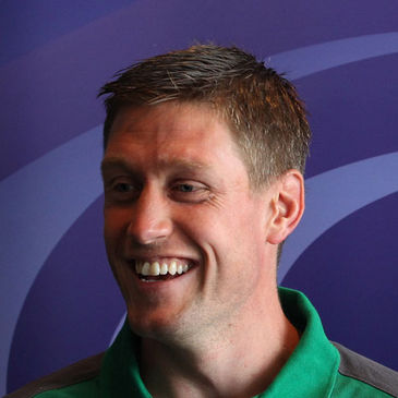 Ireland out-half Ronan O'Gara