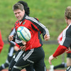 Ronan O'Gara is the Heineken Cup's record points scorer with 1034 points
