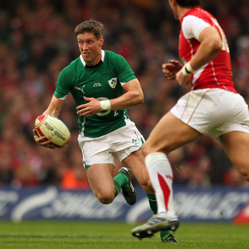 Photos of the Wales v Ireland clash at the Millennium Stadium