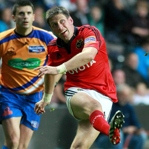 Photos of Munster's RaboDirect PRO12 defeat to the Ospreys in Swansea