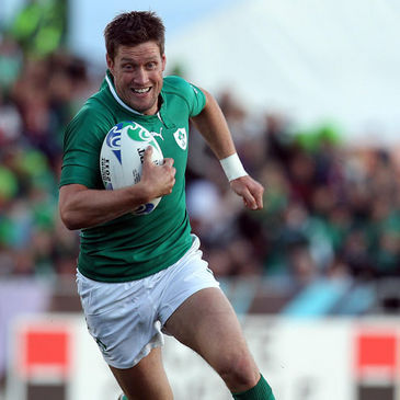 Ronan O'Gara was voted in as the RWC Dream Team's number 10