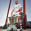 Last weekend's league win over Glasgow Warriors marked hooker Rory Best's 100th competitive appearance for Ulster