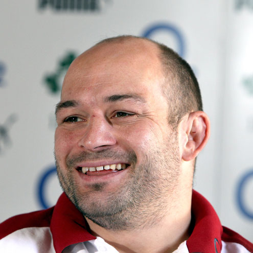Ireland stand-in captain Rory Best