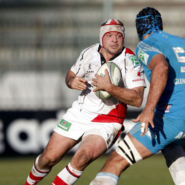 Hooker Rory Best is back in the Ulster team
