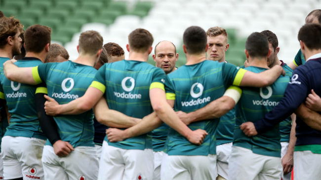 Irish Rugby TV: Rory Best On The Build-Up To France