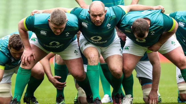 Irish Rugby TV: Rory Best Previews Ireland v England