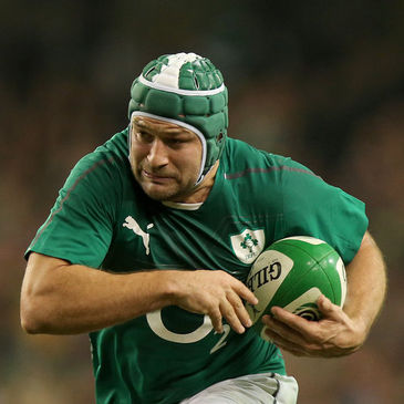 Rory Best has signed a new two-year contract